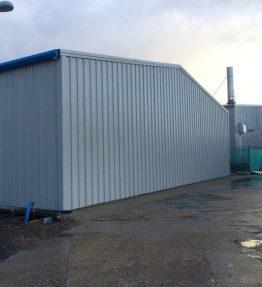 Spray booth workshop Portsmouth