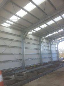 Steel Building Nottinghamshire