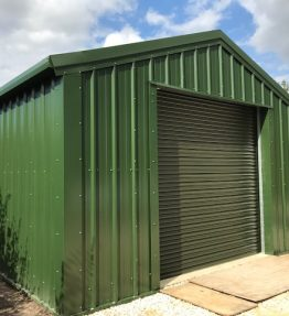 General purpose steel building Spilsby Lincolnshire
